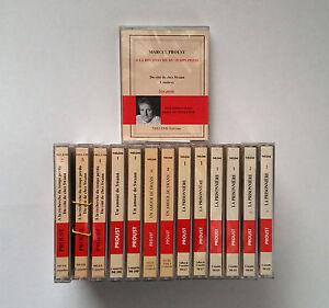 Collection Marcel Proust à la recherche du temps perdu lu par André Dussollier - Italia - Collection Marcel Proust à la recherche du temps perdu lu par André Dussollier - Italia