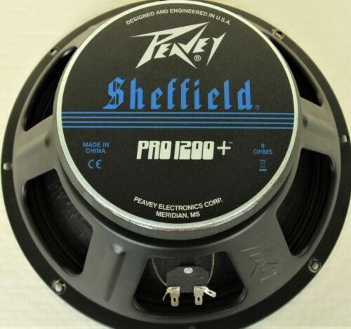 PEAVEY SHEFFIELD 12 inch 8 ohm guitar speaker