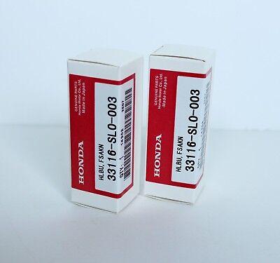 2pcs HONDA ACURA OEM 33116-SL0-003  HID XENON BULBS D2S