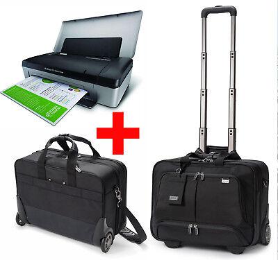 Rapide & compact imprimante hp officejet 100 22s/min valise de voyage dicota