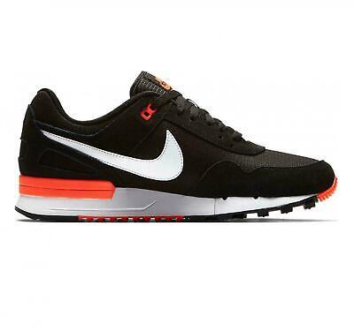 Herren Nike Air Pegasus 89 Schwarze Turnschuhe AQ4276 003 UK 7.5 Eu 42 US 8.5 (Nike Herren Air Pegasus 83 Schuhe)
