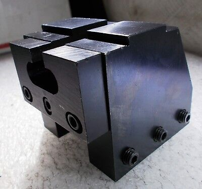 Genuine Oem Cnc Lathe Mori Seiki Sl-1 Sl-1h Facing Tool Holder Block 36