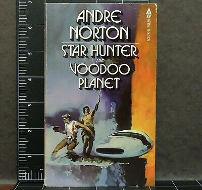 Voodoo Adult Star (Andre Norton Star Hunter & Voodoo Planet ACE Books #78194 Science)