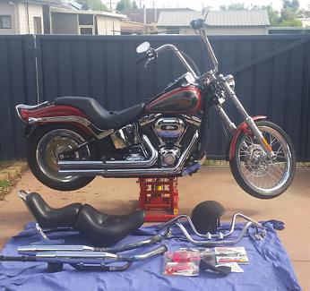 2006 Harley Davidson Softail Custom
