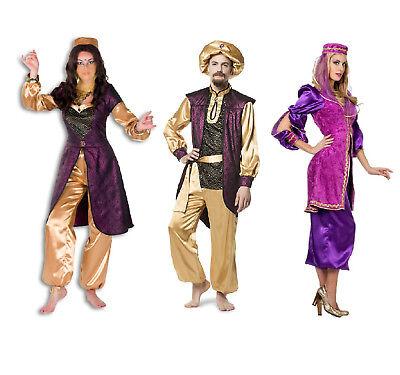 1001 Nacht Kleid Kostüm Damen Bollywood Orient Alibaba - Bollywood Prinzessin Kostüme