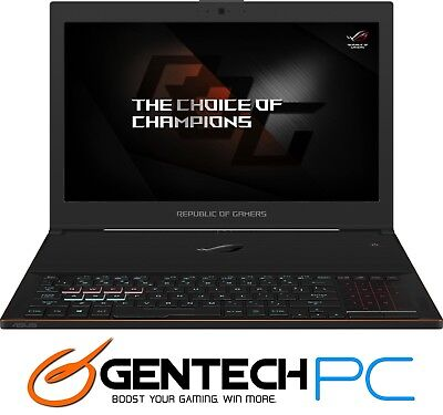 Asus ROG ZEPHYRUS GX501VS nVidia GTX 1070 Max-Q 8GB, 24GB RAM(Custom Built)