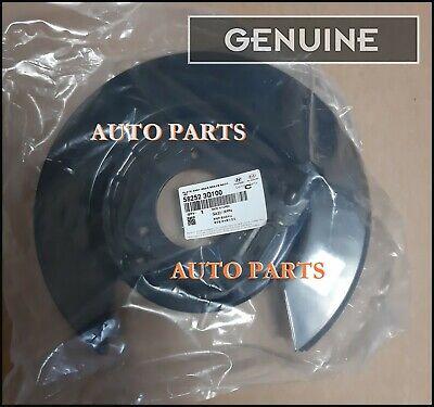 OEM 582523Q100 Rear Parking Brake Plate RH For Hyundai Azera, Sonata, Kia Optima