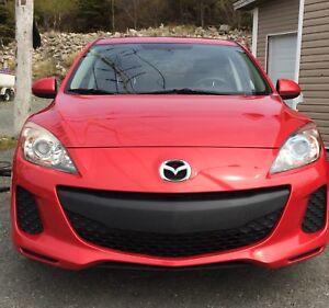 2013 Mazda 3  Inspected