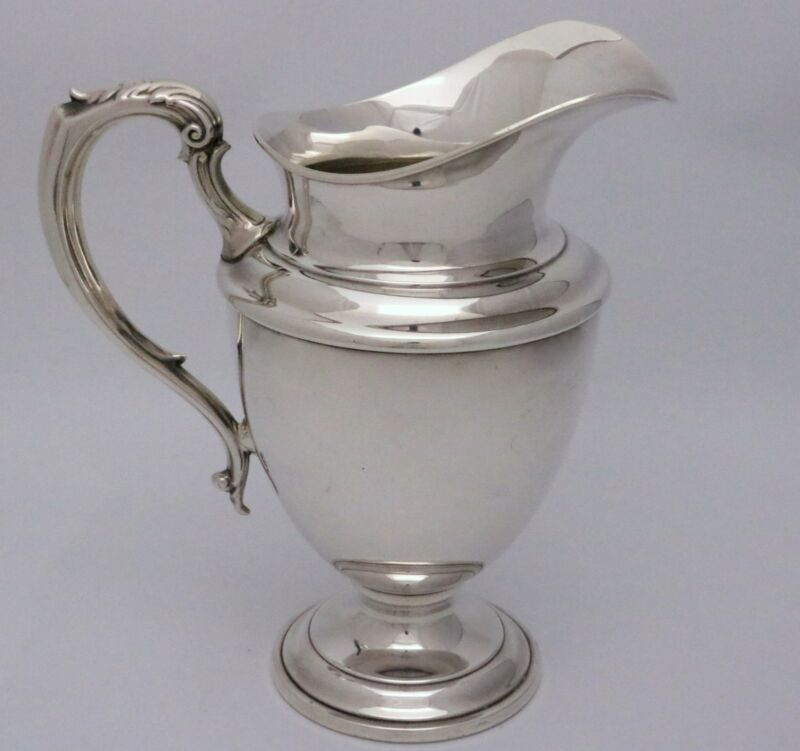 Towle Sterling Silver Water Pitcher