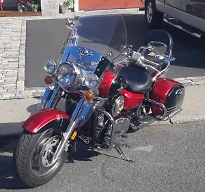 Moto Kawasaki Vulcan Nomad