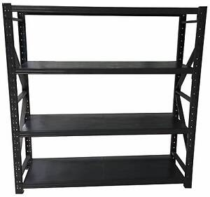 Garage Storage Warehouse Shelving Steel Racking Tyre Racks NEW Delacombe Ballarat City Preview