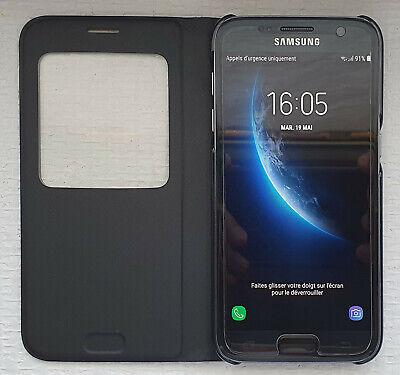 SAMSUNG GALAXY S7 SM-G930F - 32GB - Black Onyx (libre de tout opérateur)