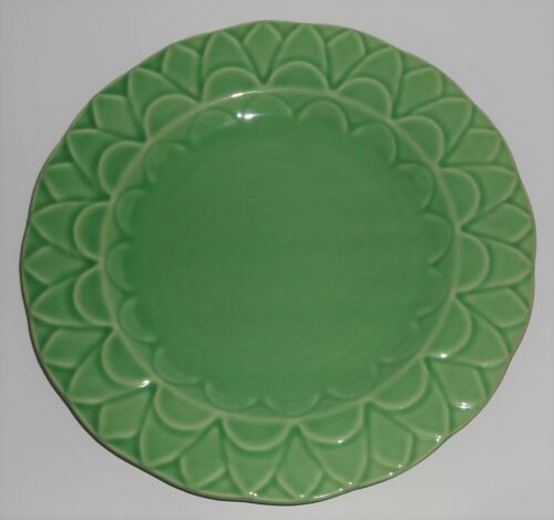 Coors Pottery Coorado Green 9-1/4