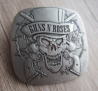GUNS N' ROSES - very  BIG Logo - Pin - B  - 90th / ultrarar!