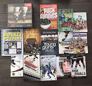 Hockey Reads