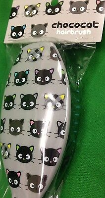 Sanrio Chococat Hair Brush  Dot Collection 2012 NEW in Original Bag & Header