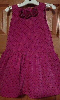 Gymboree girls holiday gems dress size 5t nwt
