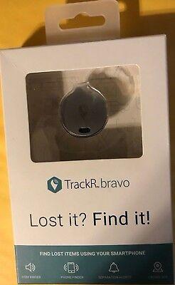 Trackr Bravo 3Rd Gen Bluetooth Tracking Device  Lost Phone Keys Wallet  Find It