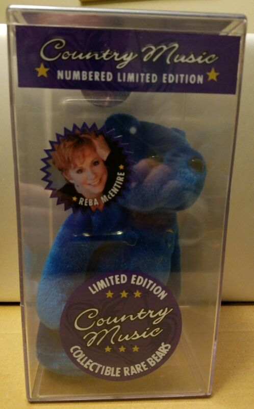 Reba McEntire Limited Edition Coveted Early #55 Of 25,000 Mint Sealed In Box