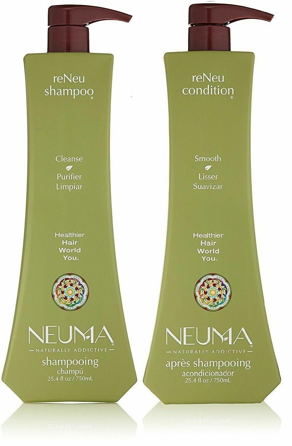 sulfate free reneu shampoo 25 4 oz
