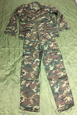 (Medium) Vietnam ERDL Camouflage Uniform Set (Reproduction)