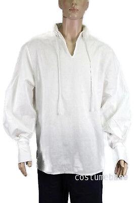 Exact Sweeney Todd Long Sleeves White Shirt Halloween Costume Fancy](Sweeney Todd Costumes Halloween)
