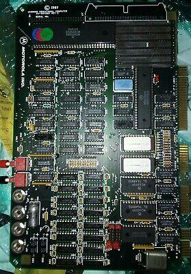 Motorola MC68000 Educational COMPUTER Micro Card PC Board 84-W8111B01 Fab Rev C