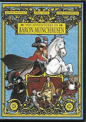 The Adventures of Baron Munchausen (20th Anniversary Edition, 2-Disc DVD