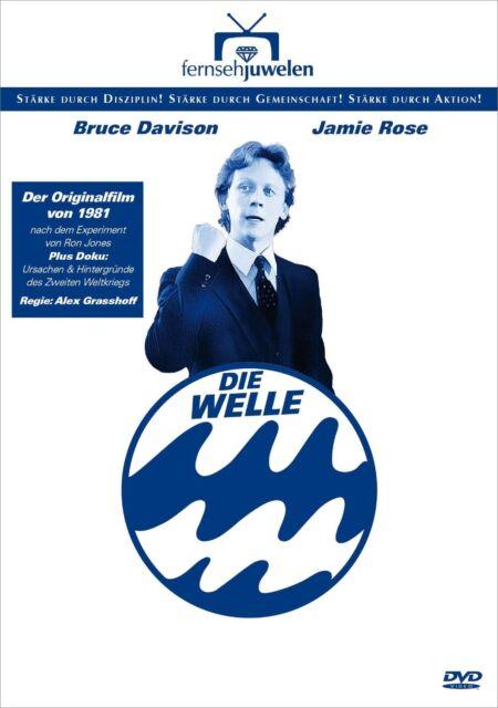 Die Welle - Der Originalfilm (+ 90 Minuten Dokumentation) DVD NEU + OVP!