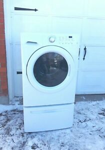 Frigidaire front-load washer (can deliver)