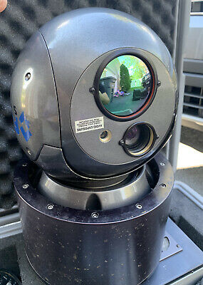Flir U7500 Airborne Ultra 7500 Thermal Imager Infrared Camera For Helicopter