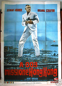 A-009-Missione-Hong-Kong-Stewart-Granger-Italian-4F-Movie-Poster-1960s