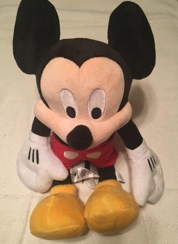 NWT Disney's MICKEY MOUSE Plush Stuffed Animal Toy Doll
