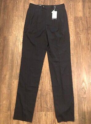 """NEW CUTTER AND BUCK GABARDINE MICROFIBER TROUSER GOLF PANTS (BIG AND TALL) 36"""" T Cutter & Buck Microfiber Vest"""