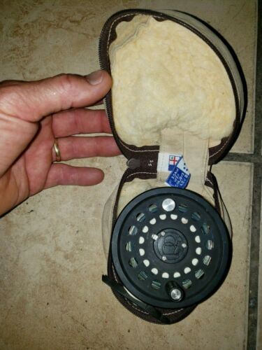 Ross Gunnison G3 FLY Fishing  Reel Excellent Condition / Free Shipping