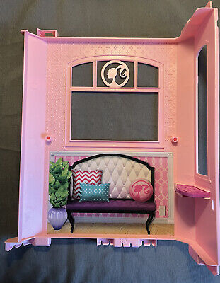 2015 barbie dream house Living Room Backdrop Back Replacement parts