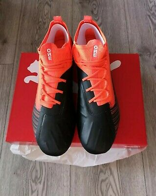 Puma One 5.1 MxSG UK 10.5 EU 45 US 11.5 men's football boots. BRAND NEW!
