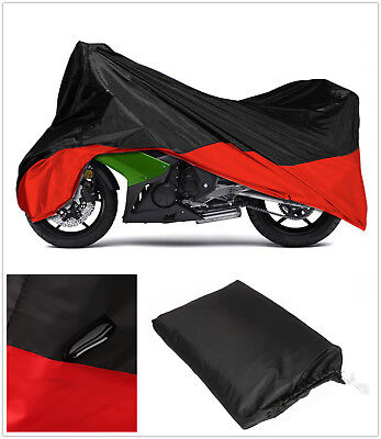 L Motorcycle Outdoor Weatherproof Cover for Honda CBR 600 f4 f4i 600RR Hurricane ()