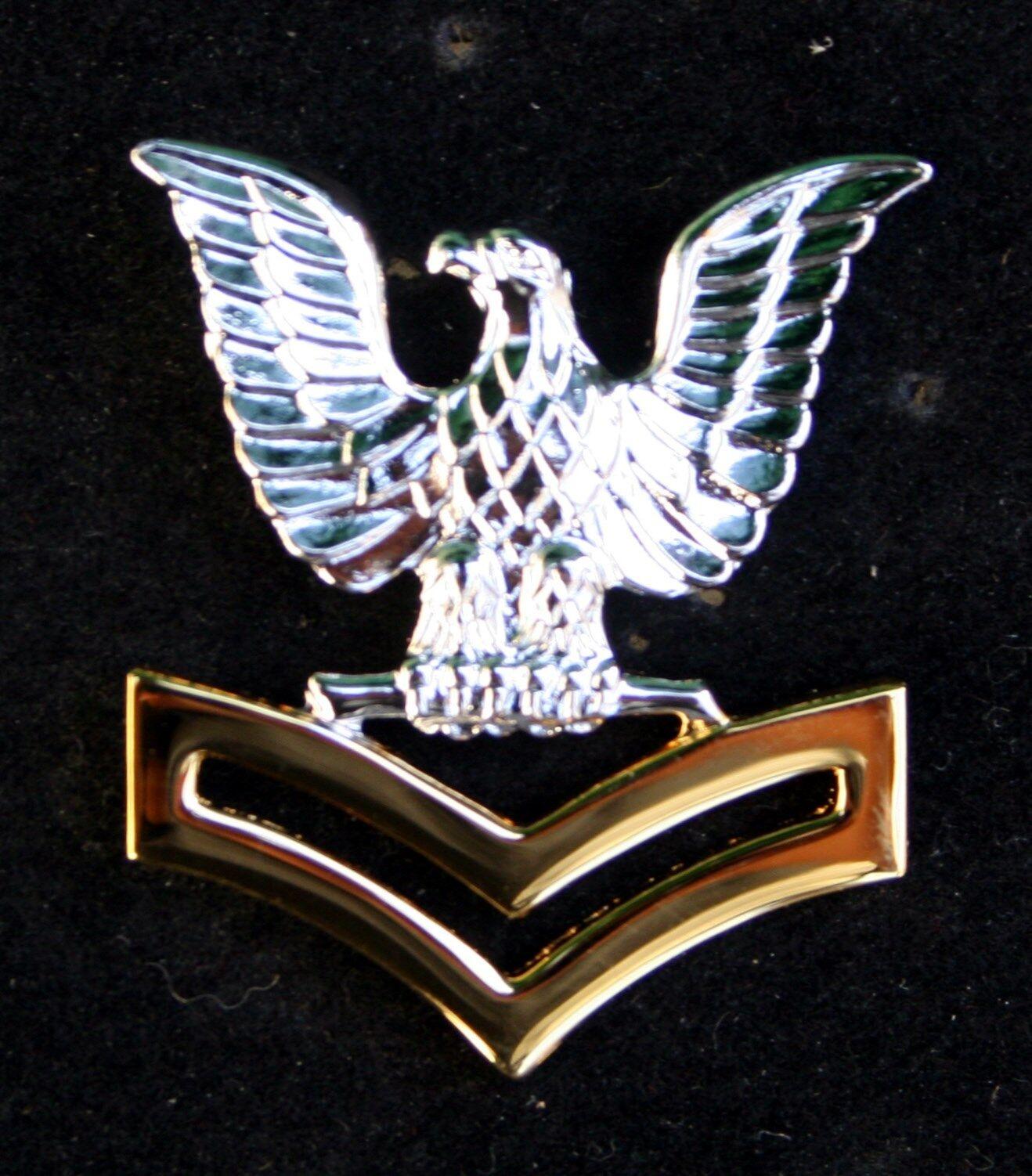 Navy Hat Pins