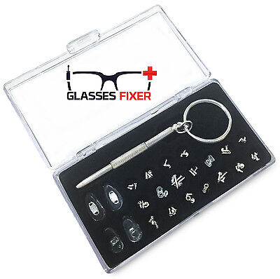 GlassesFixer The Ultimate Deluxe Sunglasses and Glasses Frame Repair Tool (The Sunglass Fix)
