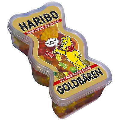 Gummy Bear Haribo (Haribo Goldbears 1 GIANT BEAR- gummy bears- XL 450 g-FREE)