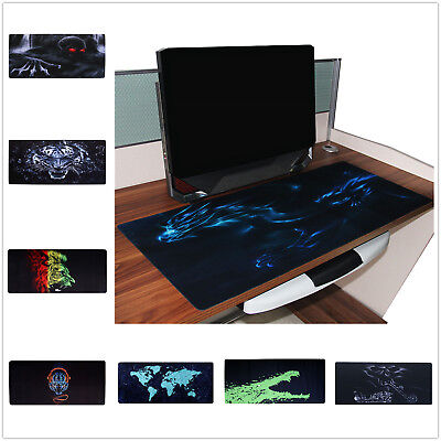 Large Mouse Pad Extended Anti-slip Gaming mousepad Desk Mat for 900mm*400mm