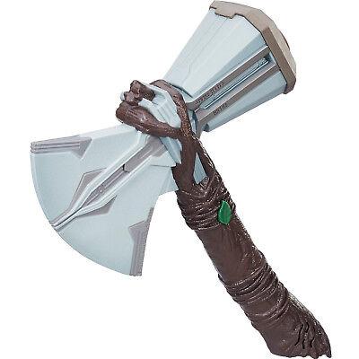 AVENGERS 3 Infinity War Thor Stormbreaker Hammer Ultimate Mjolnir Jarnbjorn NEW](Ultimate Thor Hammer)
