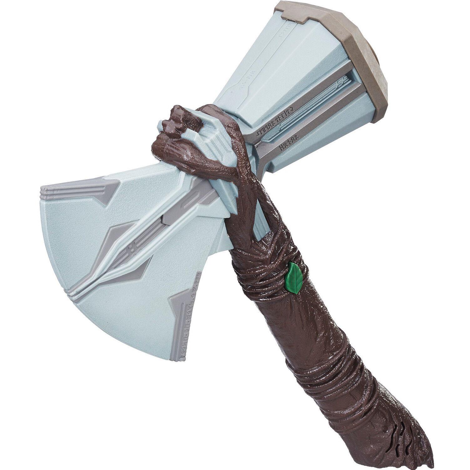AVENGERS 3 Infinity War Thor Stormbreaker Hammer Ultimate ...