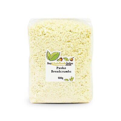 Panko Breadcrumbs 500g   Buy Whole Foods Online   Free UK P&P