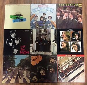 Vintage Records - The Beatles/Fleetwood Mac/Zappa/KISS Carlton Melbourne City Preview