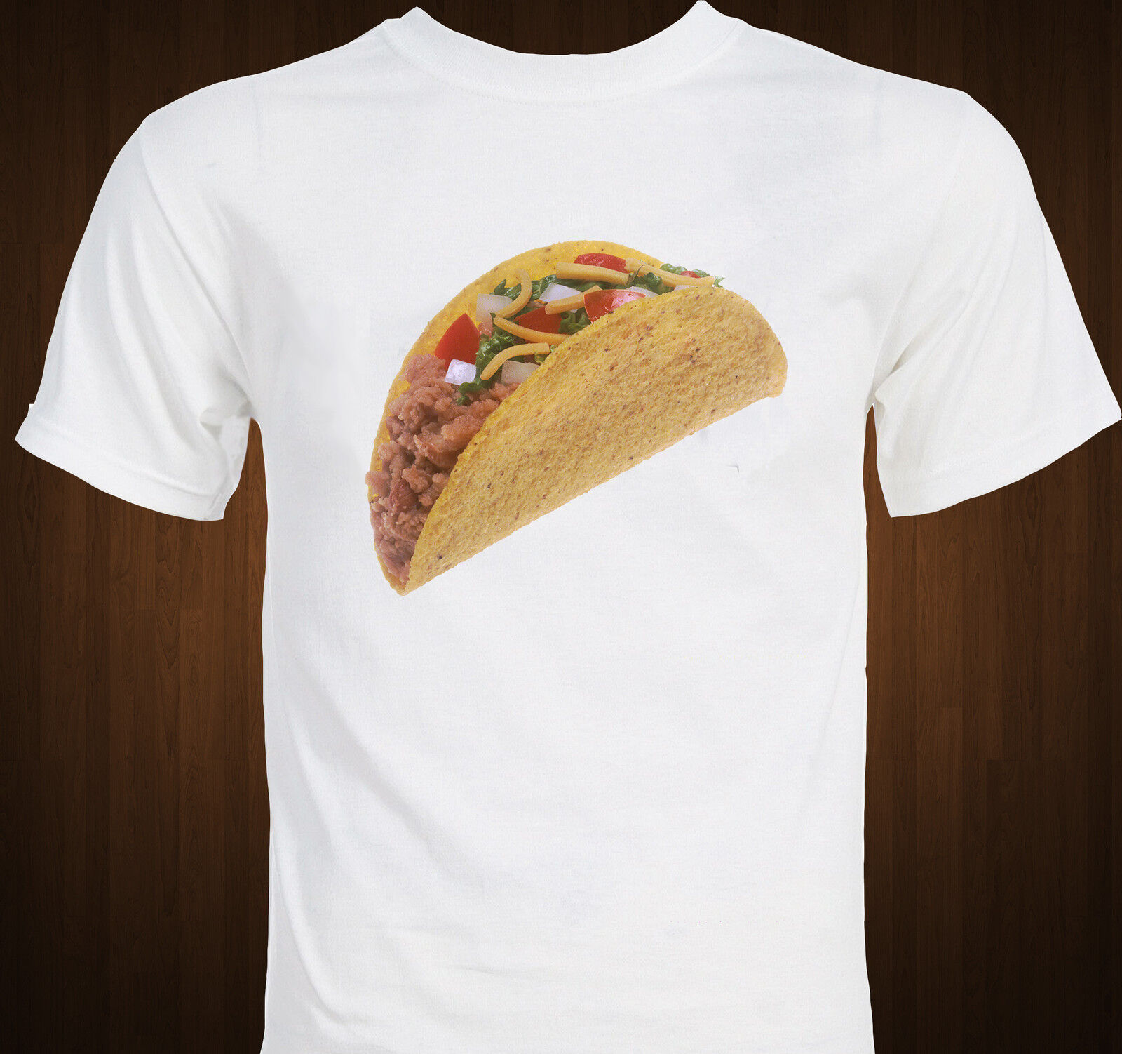 mmm TACO! – delicious Mexican food – awesome foodie T-Shirt