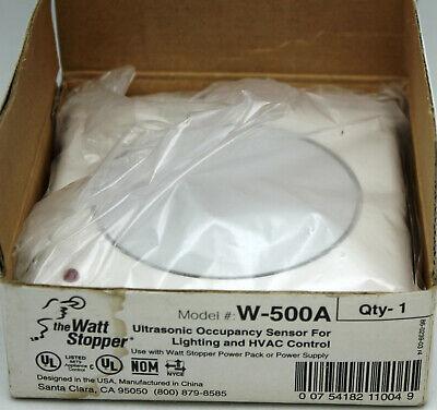 Wattstopper W-500a Ultrasonic Occupancy Sensor - Lighting Hvac Control