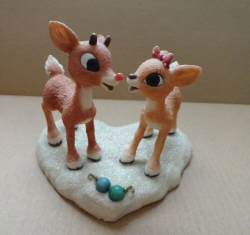 Enesco Rudolph and the Island of Misfit Toys Dreams Come True Together 557323