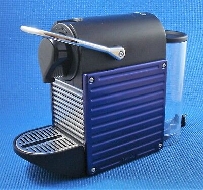 Nespresso Pixie Espresso Machine Type C60 ~ Indigo Blue for sale  Palm Coast
